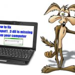 How To Fix Xinput1_3.dll Not Found or Missing Errors On Windows